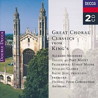 The Choir of King's College, Cambridge, Sir David Willcocks – Great Choral Classics from King's [2 CDs]
