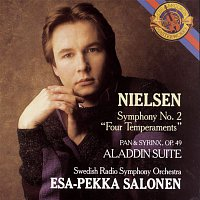 Nielsen:  Symphony No. 2, Pan and Syrinx, Aladdin Suite