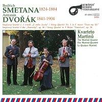 Kvarteto Martinů – Smyčcová kvarteta