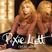 Přední strana obalu CD Cry Me Out [Remix Bundle]