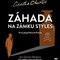 Jaromír Meduna – Záhada na zámku Styles - První případ Hercula Poirota (MP3-CD)