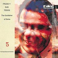 Přední strana obalu CD The Godfather Of Salsa