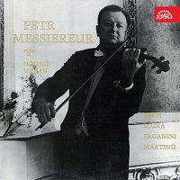 Petr Messiereur – Petr Messiereur - housle (Bach, Sluka, Paganini, Martinů)