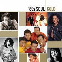 Přední strana obalu CD Gold - '80s Soul