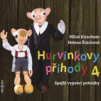 Divadlo Spejbla a Hurvínka – Hurvínkovy příhody 4 - Spejbl vypráví pohádky CD