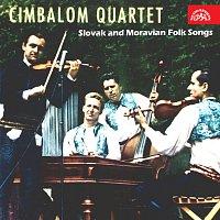 Kvarteto cimbálistů – Slovenské a moravské lidové písně