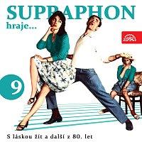 Přední strana obalu CD Supraphon hraje....S láskou žít a další z 80. let (9)