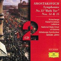 "Goteborgs Symfoniker, Neeme Jarvi – Shostakovich: Symphonies Nos.13 ""Babi Yar"", 14 & 15"