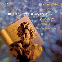 Jascha Heifetz – Beethoven: Serenade, Op. 8, Kodály: Duo, Op. 7