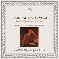 Karl Richter, Hans-Martin Linde, Johannes Koch – Handel: Flute Sonatas