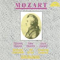 Panochovo kvarteto – Mozart: Kvintety A dur, Es dur, Kvartet F dur