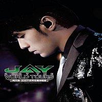 Přední strana obalu CD Jay Chou Live Concert