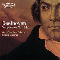 """Vienna State Opera Orchestra, Hermann Scherchen – Beethoven: Symphonies Nos.3 """"Eroica"""" & 6 """"Pastoral"""""""