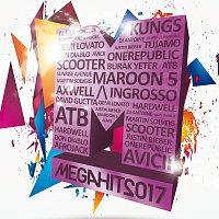 Přední strana obalu CD Megahits Best Of 2017