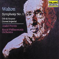 André Previn, Royal Philharmonic Orchestra – Walton: Symphony No. 1 in B-Flat Minor, Orb and Scepter & Crown Imperial
