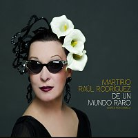 Přední strana obalu CD De Un Mundo Raro (Cantes Por Chavela)