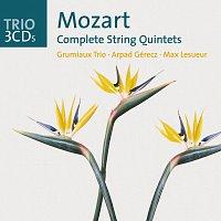 Grumiaux Trio, Arpad Gérecz, Max Lesueur – Mozart: The String Quintets [3 CDs]