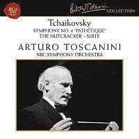 "Arturo Toscanini, NBC Symphony Orchestra, Piotr Ilich Tchaikovsky – Tchaikovsky: Symphony No. 6 in B Minor, Op. 74 ""Pathétique"" & The Nutcracker Suite, Op. 71a"