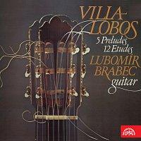 Lubomír Brabec – Villa-Lobos: Pět preludií, Dvanáct etud