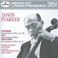 Přední strana obalu CD Schumann / Lalo / Saint-Saens: Cello Concertos
