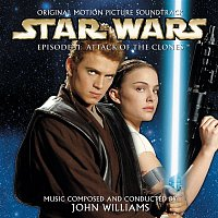 John Williams, London Symphony Orchestra, London Voices – Star Wars Episode 2:  Attack of the Clones