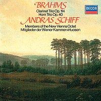 András Schiff, Peter Schmidl, Gunter Hogner – Brahms: Clarinet Trio; Horn Trio