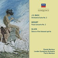 Claude Monteux, London Symphony Orchestra, Pierre Monteux – Bach, Gluck, Mozart: Music For Flute & Orchestra