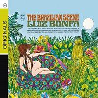 Přední strana obalu CD The Brazilian Scene