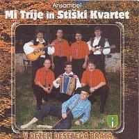 Ansambel Mi trije in Stiški Kvartet – V deželi desetega brata