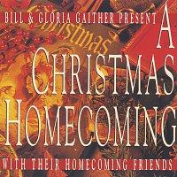 Přední strana obalu CD Christmas Homecoming