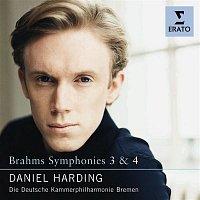 Die Deutsche Kammerphilharmonie Bremen, Daniel Harding – Brahms - Symphonies Nos. 3 & 4