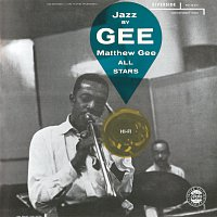 Přední strana obalu CD Jazz By Gee!