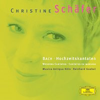 Christine Schafer, Musica Antiqua Koln, Reinhard Goebel – Bach, J.S.: Wedding Cantatas