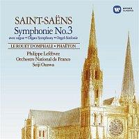 Seiji Ozawa – Saint-Saens: Symphonie No. 3 avec orgue, Le rouet d'Omphale & Phaeton