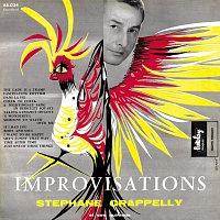 Přední strana obalu CD Improvisations + Piano A Gogo