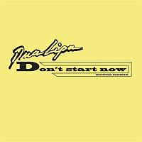 Přední strana obalu CD Don't Start Now (Kungs Remix)