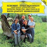 Hagen Quartett – Schubert: String Quintet in C op. posth.163 D956 / Beethoven: Great Fugue in B flat major