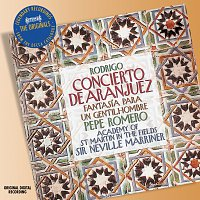 Pepe Romero, Academy of St. Martin in the Fields, Sir Neville Marriner – Rodrigo: Concierto de Aranjuez; Fantasia