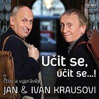 Přední strana obalu CD Kraus: Učit se, učit se…!