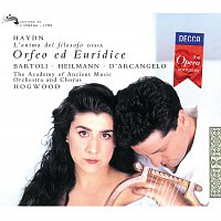 Cecilia Bartoli, Uwe Heilmann, The Academy of Ancient Music, Christopher Hogwood – Haydn: Orfeo ed Euridice