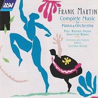 Přední strana obalu CD Frank Martin: Music for Piano & Orchestra