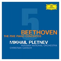 Mikhail Pletnev, Russian National Orchestra, Christian Gansch – Beethoven: The Piano Concertos