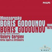 Nikolai Putilin, Vladimir Vaneev, Chorus of the Kirov Opera, St. Petersburg – Moussorgsky: Boris Godunov (1869 & 1872 Versions)
