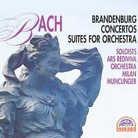 Ars rediviva, Milan Munclinger – Bach: Braniborské koncerty, Suity pro orchestr