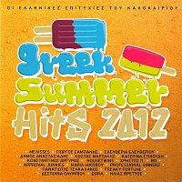 Přední strana obalu CD Greek Summer Hits 2012
