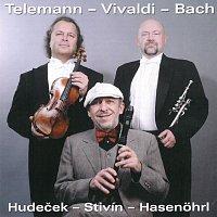 Jan Hasenöhrl – Hudeček - Stivín - Hasenöhrl, Barokní koncerty