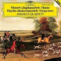 "Haydn: String Quartet in C, Op. 76 No. 3, ""Emperor"" / Mozart: String Quartet in B, KV 458, ""The Hunt"""
