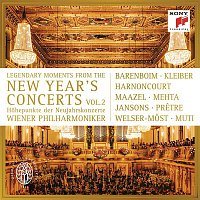 Mariss Jansons, Wiener Philharmoniker, Johann Strauss II – Legendary Moments from the New Year's Concerts, Vol. 2