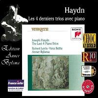 Robert Levin, Vera Beths, Anner Bylsma, Joseph Haydn, Robert D. Levin – Haydn: The Last 4 Piano Trios