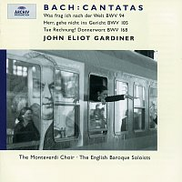 English Baroque Soloists, John Eliot Gardiner – J.S. Bach: Cantatas for the 9th Sunday after Trinity